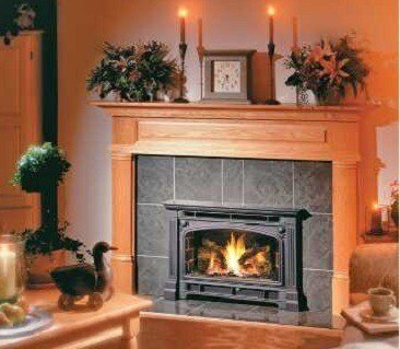 zero clearance wood burning fireplace reviews